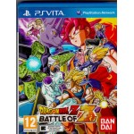 PSVITA: Dragon Ball Z  Battle of Z (Z2) Eng