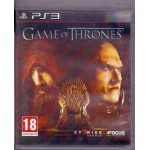 PS3: Game of Thrones