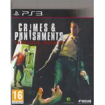 PS3: Crimes & Punishments Sherlock Holmes (Z3)