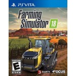 PSVITA: FARMING SIMULATOR 18 (R2)(EN)