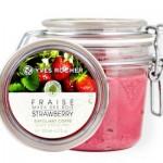 Yves Rocher Plaisirs Nature Body Exfoliant #Strawberry 200ml