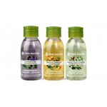 Yves Rocher Bath & Shower Gel Set 3 Items 50 ml (Lavandin Blackberry+Mango Coriander+Almond Orange Blossom)