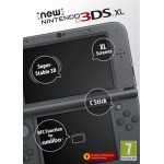 3DS: NEW NINTENDO XL CONSOLE BLACK