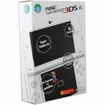 3DS: NEW NINTENDO XL CONSOLE PEARL WHITE