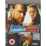 PS3: WWE Smackdown vs Raw 2009 (Z2)