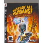 PS3: Destroy All Humans Path Of The Furon (Z2)