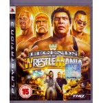 PS3: WWE. Legends of Wrestlemania