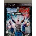 PS3: WWE SMACKDOWN VS RAW 2011 (Z3)