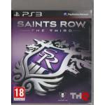 PS3: Saints Row The Third
