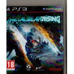 PS3:  Metal Gear Rising Revengeance