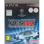 PS3: Pro Evolution Soccer 2014 (Z2)(EN)