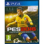 PS4: PES 2016 Pro Evolution Soccer (Z2)