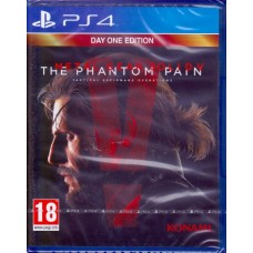 PS4: Metal Gear Solid V PHANTOM PAIN DAY ONE EDITION (Z-2)