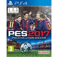 PS4: PRO EVOLUTION SOCCER 2017 (Z2)(EN)