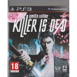 PS3: Killer is Dead Limited Edition (Z2)