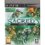 PS3: SACRED 3 FIRST EDITION (Z2)