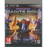 PS3: Saints Row IV (Z2)