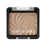 Wet n Wild Color Icon Eyeshadow Single # E252B Nutty