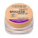 Catrice 12h Matt Mousse Make up 025