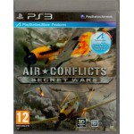 PS3: Air Conflicts Secret Wars (Z2)