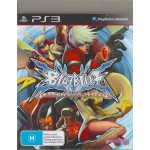 PS3: Blazblue Continuum Shift (Z4)