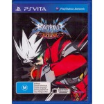 PSVITA: Blazblue Continuum Shift Extend