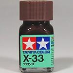 TA 80033 X-33 Bronze