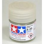 TA 81535 Acrylic Mini X-35 Semi Gloss Clear