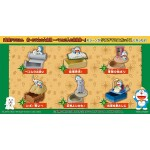 Doraemon Diorama mini box 6 pieces