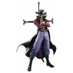 Excellent model Portrait.Of.Pirates One Piece series NEO-DX Hawk-Eye Dracule Mihawk Ver.2 (PVC Figure)