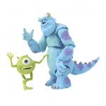 SCI-FI Revoltech Series No.028 Sulley & Mike