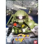 SD/BB MS-06F ZAKU II