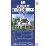 1/144 EX-01 Gundam Trailer Truck
