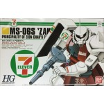 1/144 HG MS-06S ZAKU II CHAR'S CUSTOM [7-Eleven Color] Limited