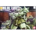 1/144 HGUC Zaku II Mass Production Type