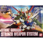 SD/BB 259 Strike Gundam Striker Weapon Pack