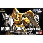 1/144 HGSeed Mobile Ginn Miguel`s Ginn
