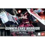 1/144 HGSeed Gunner Zaku Worrier (Lunamaria Hawke custom)