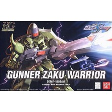 1/144 HG GUNNER ZAKU WARRIOR