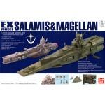 1/1700 Salamis and Magellan (EX)