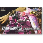 1/144 HG Zaku Warrior Live Concert Ver.