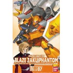 1/100 Blaze Zaku Phantom Heine Use