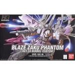 1/144 HGSeed Blaze Zaku Phantom Ray Use