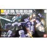 1/144 HGUC MS-09 Dom / MS-09R Rick-Dom
