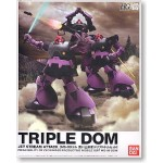 1/144 HGUC Triple Dom Set