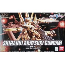1/144 HGSEED SHIRANUI AKATSUKI GUNDAM