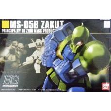 1/144 HGUC 064 MS-05B Zaku I
