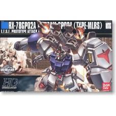 1/144 HGUC 075 RX-78GP02A Gundam GP02A (TYPE-MLR)