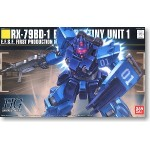1/144 HGUC 080 RX-79BD-1 Blue Destiny Unit 1