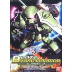 SD/BB296 Blaze Zaku Worrier